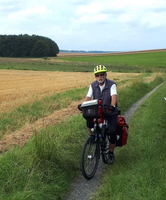 Klaus-Dieter Mankus unterwegs in der Region Süd-Harz